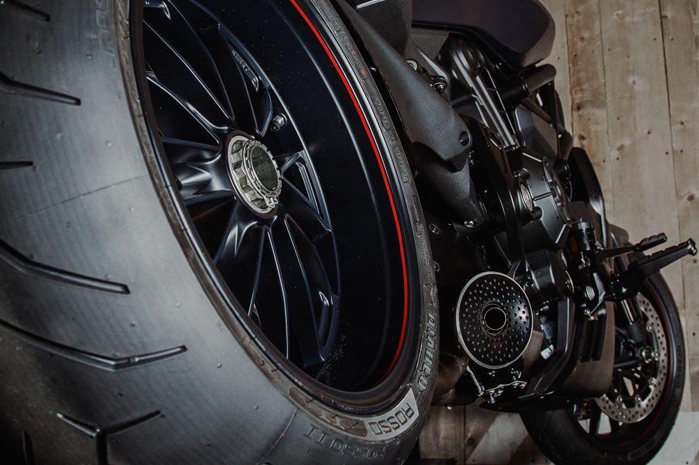 Moto Puro XDiavel Special