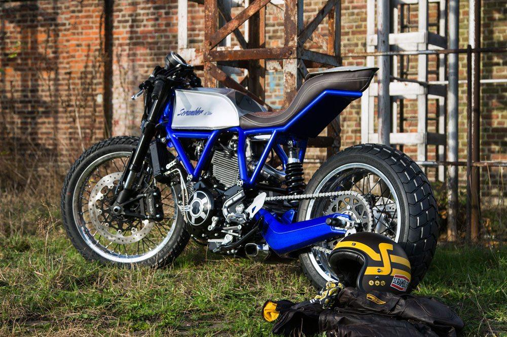 Moto Puro Ducati Scrambler Special - Moto Puro Ducati Nuenen