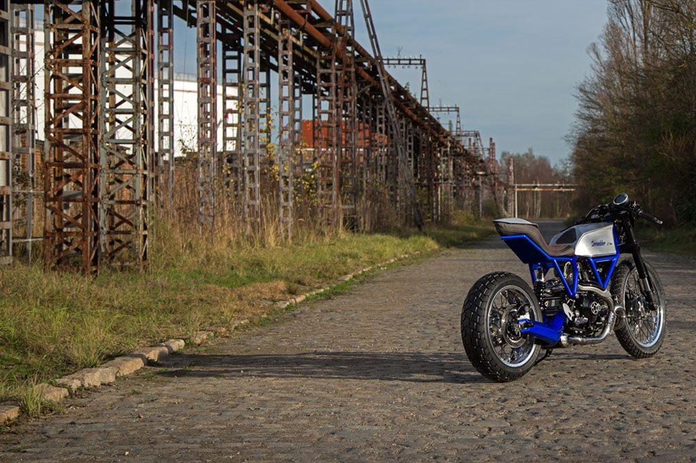 Scrambler Special - Moto Puro Ducati Nuenen