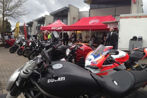 Ducati Live Experience
